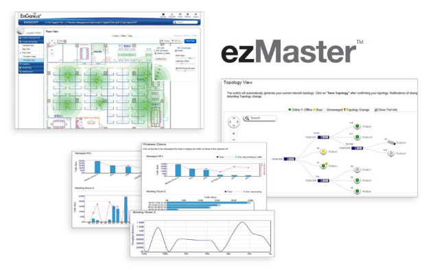 ezMaster Screenshots